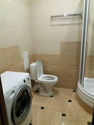 Сдам  1-комнатную квартиру в ЖК Атлант, новый дизайнерский ремонт, первая сдача.. Озерка, Днепр, Днепропетровская область. фото 6