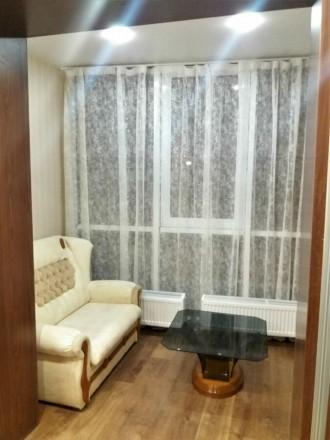 Сдам  1-комнатную квартиру в ЖК Атлант, новый дизайнерский ремонт, первая сдача.. Озерка, Днепр, Днепропетровская область. фото 8