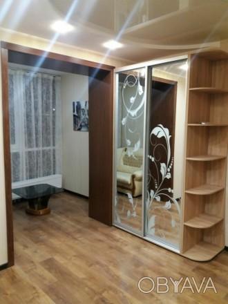 Сдам  1-комнатную квартиру в ЖК Атлант, новый дизайнерский ремонт, первая сдача.. Озерка, Днепр, Днепропетровская область. фото 1