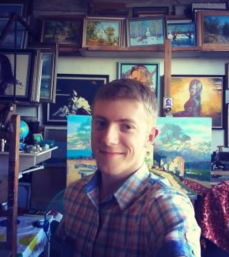 Художник-дизайнер керівник гуртків та навчальних класів. Николаев. фото 1