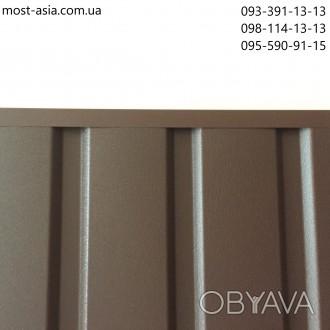 П-образная планка предназначена как защитный, декоративный и добавляющий жёсткос. Киев, Киевская область. фото 1