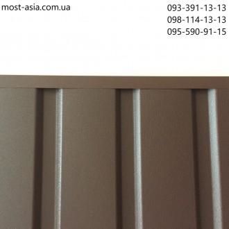 Планка на забор из профнастила размеры под заказ нестандартные и стандартные: П. Киев, Киевская область. фото 3