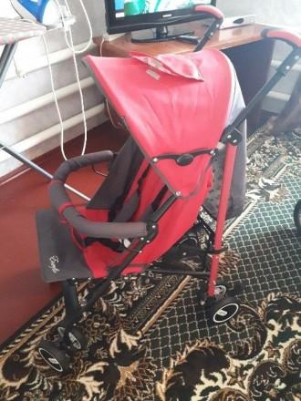 Продам прогулочную детскую коляску. Решетиловка. фото 1