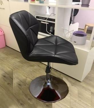Сиденье кресла НY 3008MB лайт в серой ткани отличается относительно небольшими р. Киев, Киевская область. фото 2