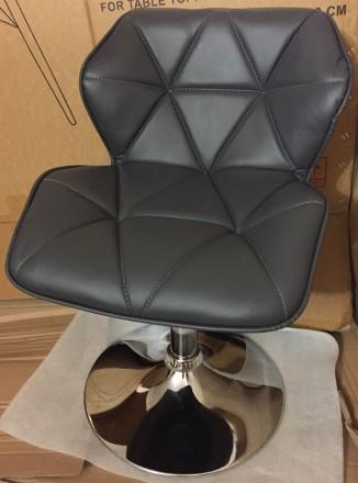 Сиденье кресла НY 3008MB лайт в серой ткани отличается относительно небольшими р. Киев, Киевская область. фото 9