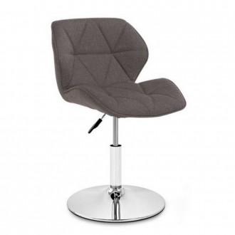 Сиденье кресла НY 3008MB лайт в серой ткани отличается относительно небольшими р. Киев, Киевская область. фото 12