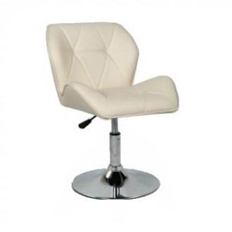 Кресло НY 3008 MB лайт (Барное кресло HY 3008 MB gray fabric small). Киев. фото 1