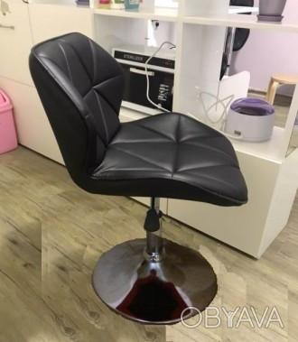 Сиденье кресла НY 3008MB лайт в серой ткани отличается относительно небольшими р. Киев, Киевская область. фото 1