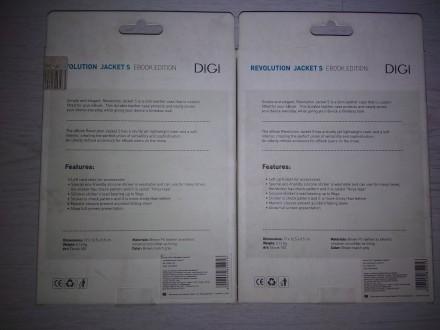 Описание Чехол DiGi Revolution Jacket S (Ebook 100) Особенности: Прорезные карм. Луцк, Волынская область. фото 7