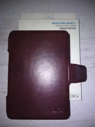 Описание Чехол DiGi Revolution Jacket S (Ebook 100) Особенности: Прорезные карм. Луцк, Волынская область. фото 2