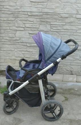 Прогулочная коляска Bebetto nico, Bebetto niko, Бебетто нико. Бердянск. фото 1