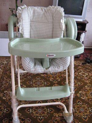 Детская качеля стульчик для кормления 2 в 1 дольчемио. Новый Буг. фото 1