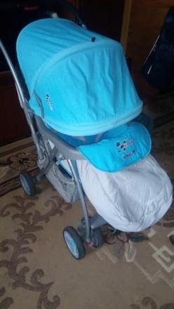 Прогулочная коляска Quatro Caddy. Каменское. фото 1