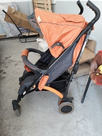 Прогулочная коляска. Лиман (Красный Лиман). фото 1