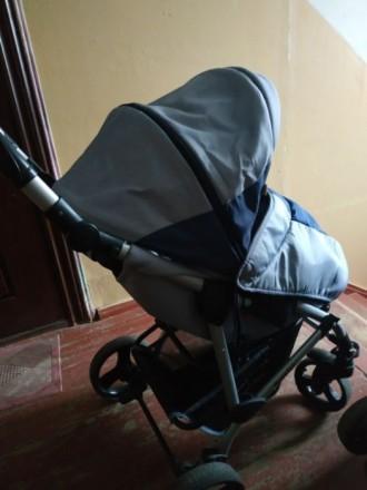 Детская прогулочная коляска Bebetto Magelan. Славянск. фото 1