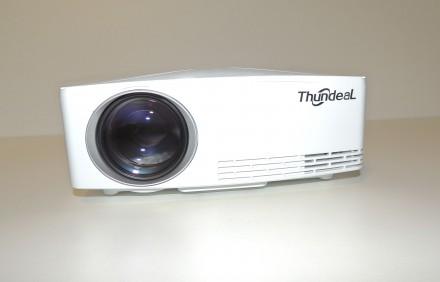 Новый LED проектор для домашнего кинотеатра. Днепр. фото 1