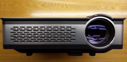 Продам новый LED проектор для домашнего кинотеатра Full HD 1080. Днепр. фото 1