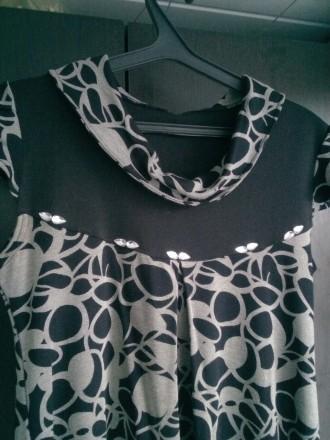 Платье- сарафан можно для беременной. Никополь. фото 1