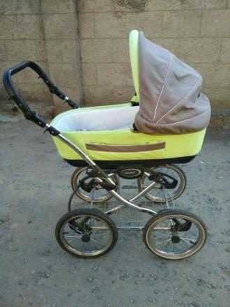 Детская коляска 2 в 1. Славянск. фото 1