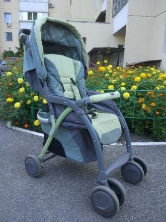 Прогулочная коляска Chicco SIMPLICITY. Бровары. фото 1