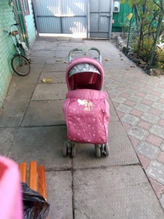 Прогулочная коляска. Нежин. фото 1