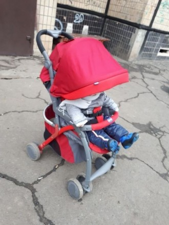 Прогулочная коляска Chicco Simplicity Plus Top. Кривой Рог. фото 1