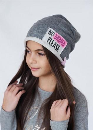DemboHouse. Демі шапка для дівчинки. Полтава. фото 1