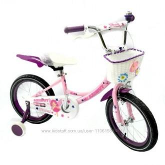 Детский велосипед Азимут Ангел Angeles 20дюйм для девочек. Хмельницкий. фото 1