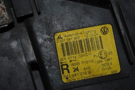 Volkswagen T5 (Transporter) правая фара. Полтава, Полтавская область. фото 9