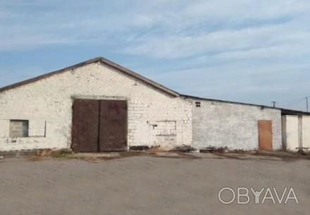 Недвижимость + готовый бизнес. Животноводческая ферма с бойней. Все коммуникации. Запорожье, Запорожская область. фото 1