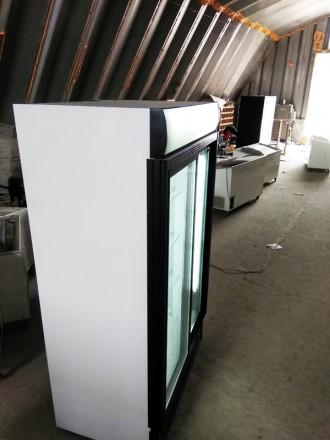 Продаємо шафи морозильні бв в пофарбованому для магазина стані 800-1400 літрів.. Луцк, Волынская область. фото 4