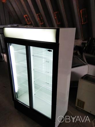 Продаємо шафи морозильні бв в пофарбованому для магазина стані 800-1400 літрів.. Луцк, Волынская область. фото 1