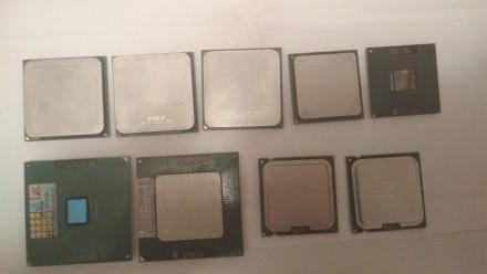 Продам процессоры все рабочие проверенные:  1. AMD Sempron SDA3000AI02BX - 50г. Одесса, Одесская область. фото 3