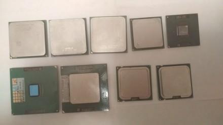 Продам процессоры все рабочие проверенные:  1. AMD Sempron SDA3000AI02BX - 50г. Одесса, Одесская область. фото 8