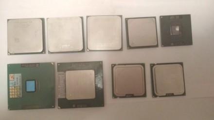 Продам процессоры все рабочие проверенные:  1. AMD Sempron SDA3000AI02BX - 50г. Одесса, Одесская область. фото 4