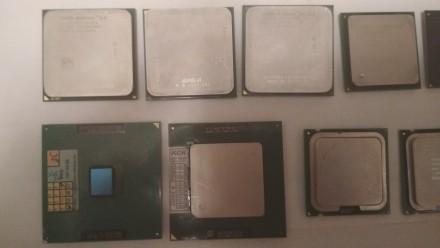 Продам процессоры все рабочие проверенные:  1. AMD Sempron SDA3000AI02BX - 50г. Одесса, Одесская область. фото 5