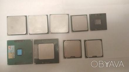 Продам процессоры все рабочие проверенные:  1. AMD Sempron SDA3000AI02BX - 50г. Одесса, Одесская область. фото 1