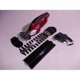 Кусторез мини, аккумуляторный, ручной Einhell GE-CG 10,8 Li WT. Харьков. фото 1