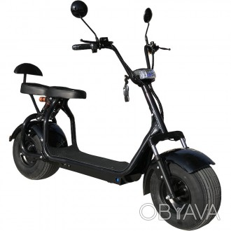 Электроскутер CityCoco Ride (2000 W, АКБ 60 V, 20 Ah) CityCoco Ride - новинка ср. Киев, Киевская область. фото 1