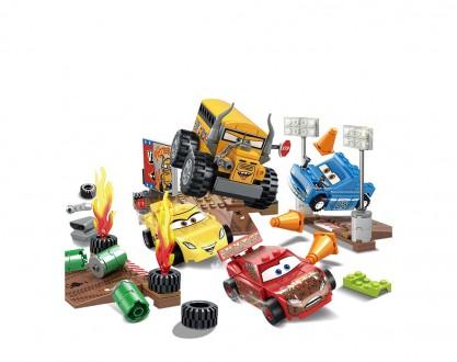 Конструктор JVToy 19002 Сумасшедшая восьмерка 308 деталей аналог Lego лего Новый. Днепр. фото 1