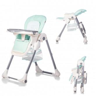 Каррелло Тоффи CRL-9502 стульчик для кормления детский Corrello Toffee. Хмельницкий. фото 1