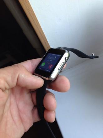 Продам новые оригинальные смарт-часы Smart Watch A1. Привёз из Китая на подарки . Киев, Киевская область. фото 3
