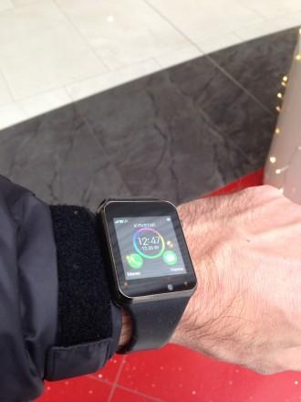 Продам новые оригинальные смарт-часы Smart Watch A1. Привёз из Китая на подарки . Киев, Киевская область. фото 5