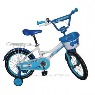 Кросер Хепи 14,26,18,20 дюйм велосипед детский двухколёсный для девочек. Хмельницкий. фото 1