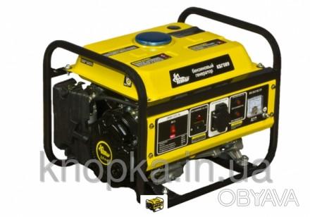 Генератор бензиновый Кентавр КБГ-258 (2,8 кВт)