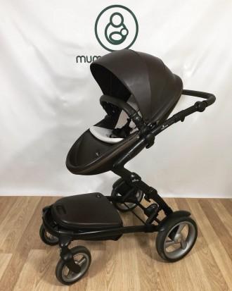 Детская коляска Mima Kobi - это компактная, элегантная коляска с системой Carryc. Сумы, Сумская область. фото 4