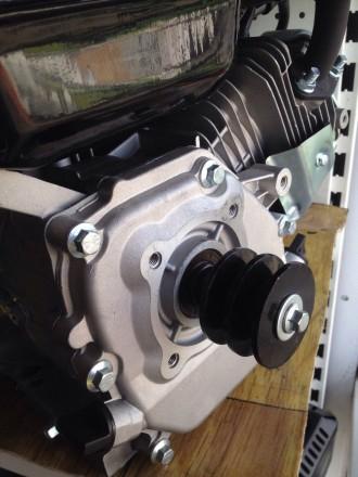Двигатель BIZON 170F (бензин 6.5 л.с., под шпонку с 2-х ручейным шкивом) Двигате. Киев, Киевская область. фото 3
