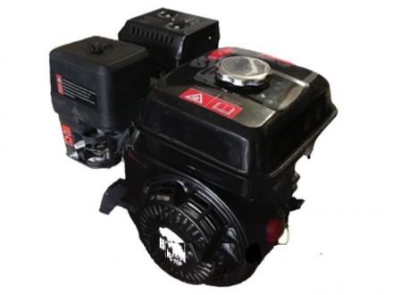 Двигатель BIZON 170F (бензин 6.5 л.с., под шпонку с 2-х ручейным шкивом) Двигате. Киев, Киевская область. фото 2