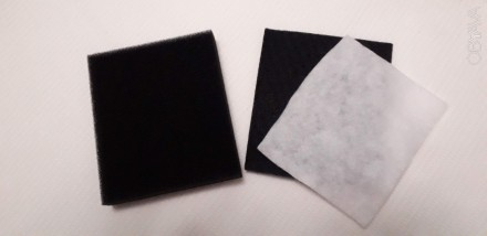 Фільтр  складається з поролонового фільтра і мікро фільтра:  Поролоновий (губч. Львов, Львовская область. фото 2
