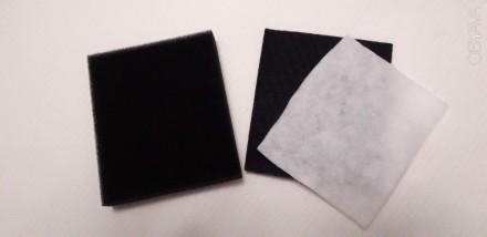 Фільтр  складається з поролонового фільтра і мікро фільтра:  Поролоновий (губч. Львов, Львовская область. фото 1